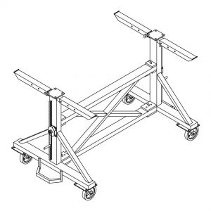 Delmon---VR-Table-Trolley-VR