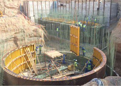Nad Al Sheba Pumping Station